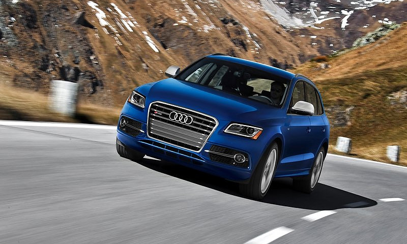 Audi: rund 1.455.100 Auslieferungen in 2012