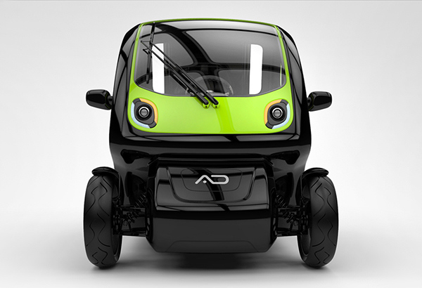 Equal | Smart Concept Car for Wheelchair Users #Video