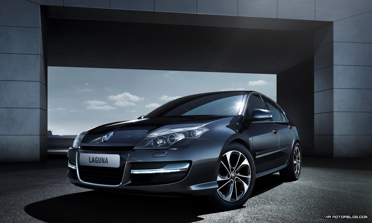 Laguna Collection 2013: the best of automotive technology for maximum driving enjoyment