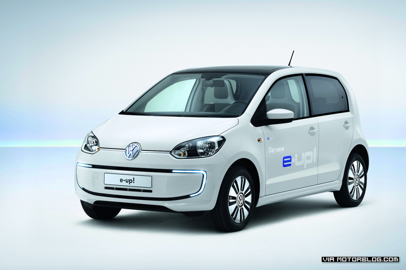 EV Volkswagen vw e-up! 150km