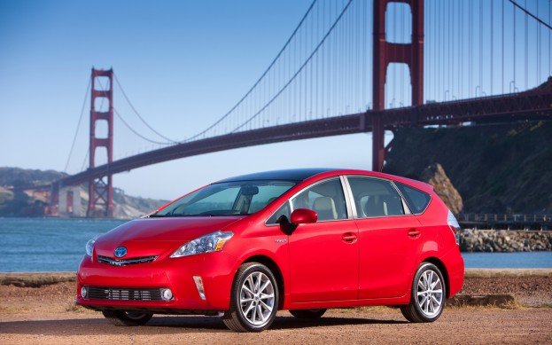 Kaufrausch a la California: Prius to go, please!