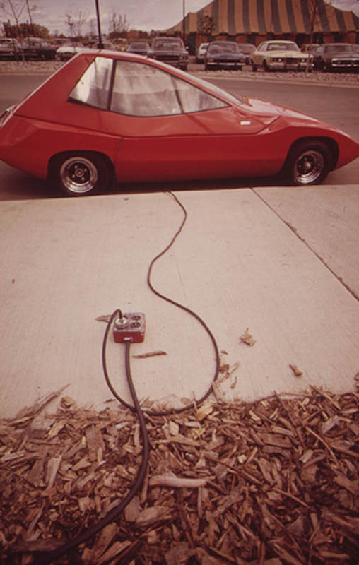 40years ago first EV in 1973 photo