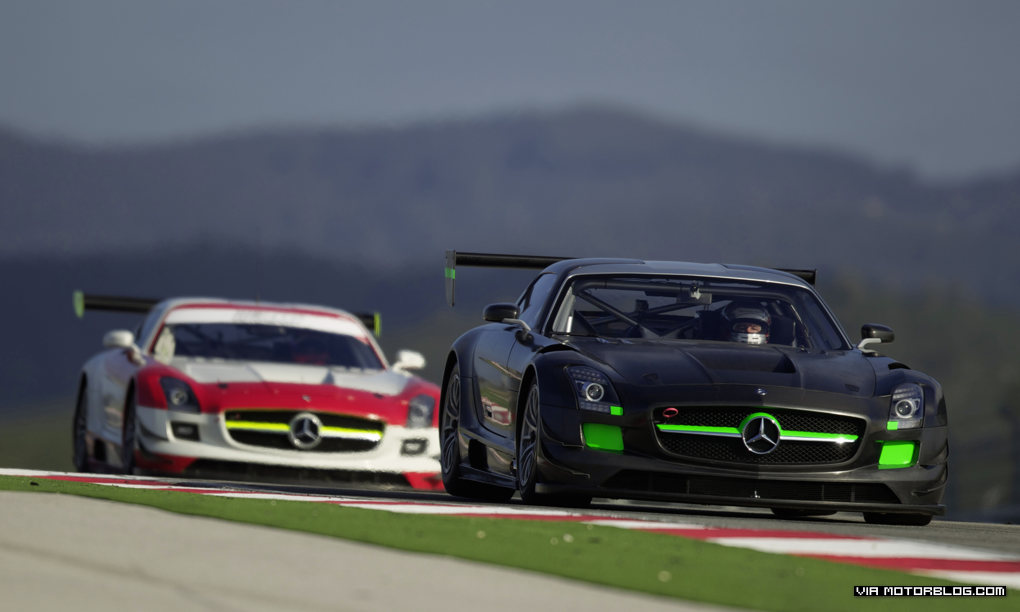MotorSports | From the US to Japan – SLS AMG GT3 starts on five continents