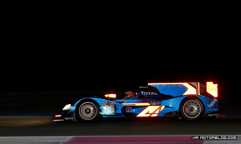 MotorSports | Renault Alpine: Fastest lap time… out of the box!