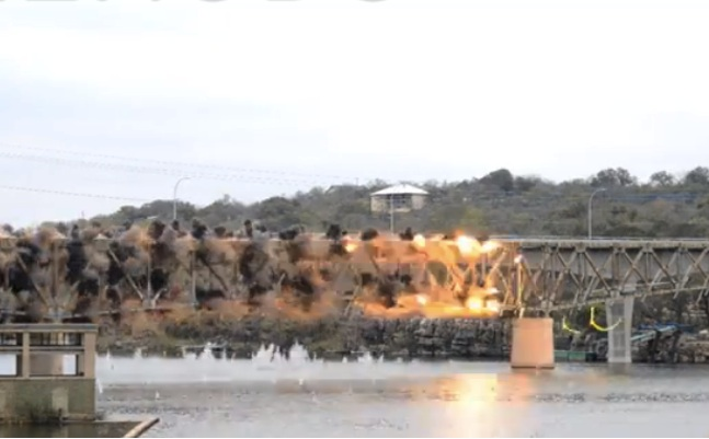 [Video] Old US-281 bridge in Texas implodes