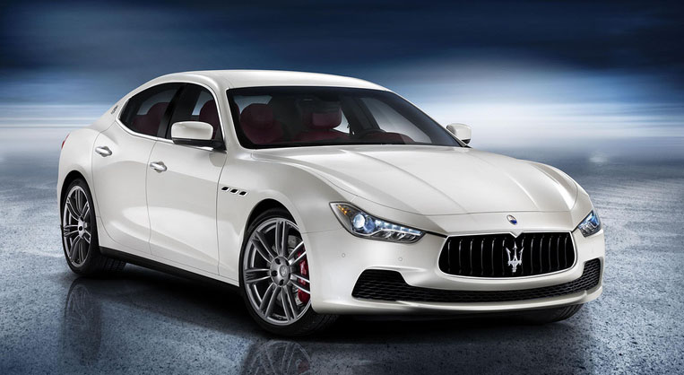 Maserati Goes Diesel with The Ghibli