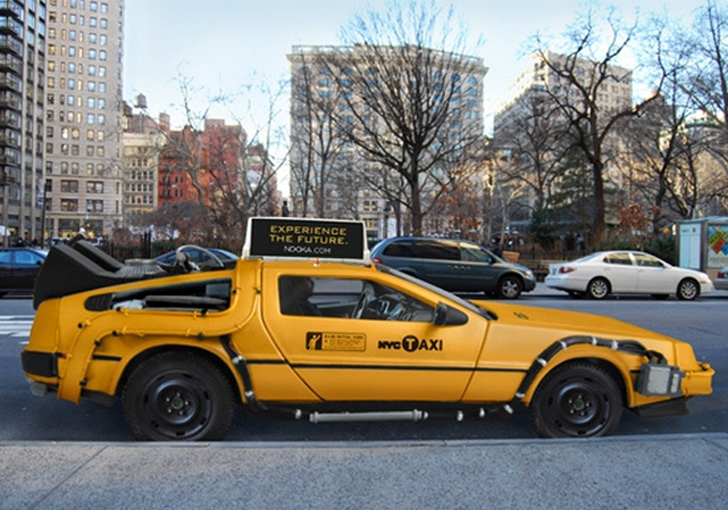 Geek Motors | Back to the Future: Looks Like A DeLorean Could Just Take You There
