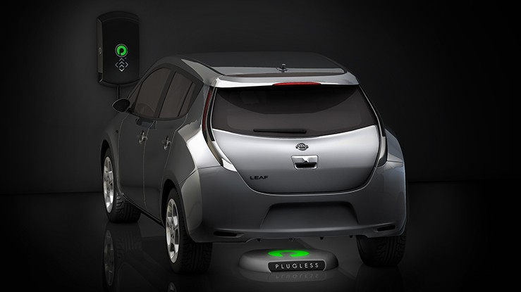 Plugless Level 2 Electric Vehicle Charging System Now Available