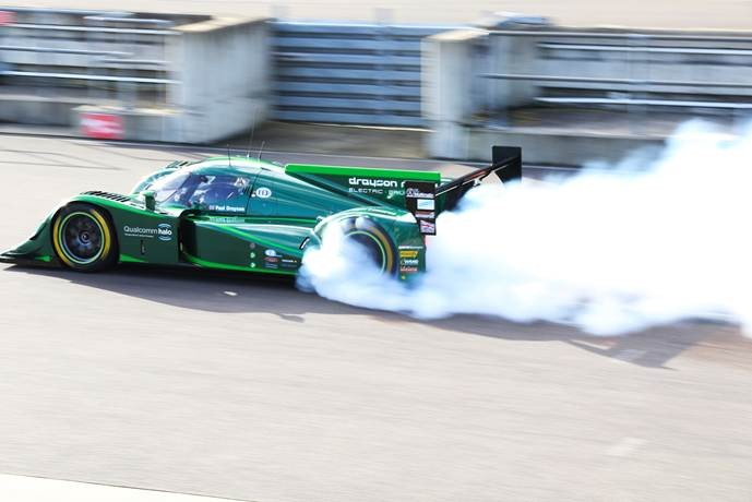Speed record: Drayson will den Pott