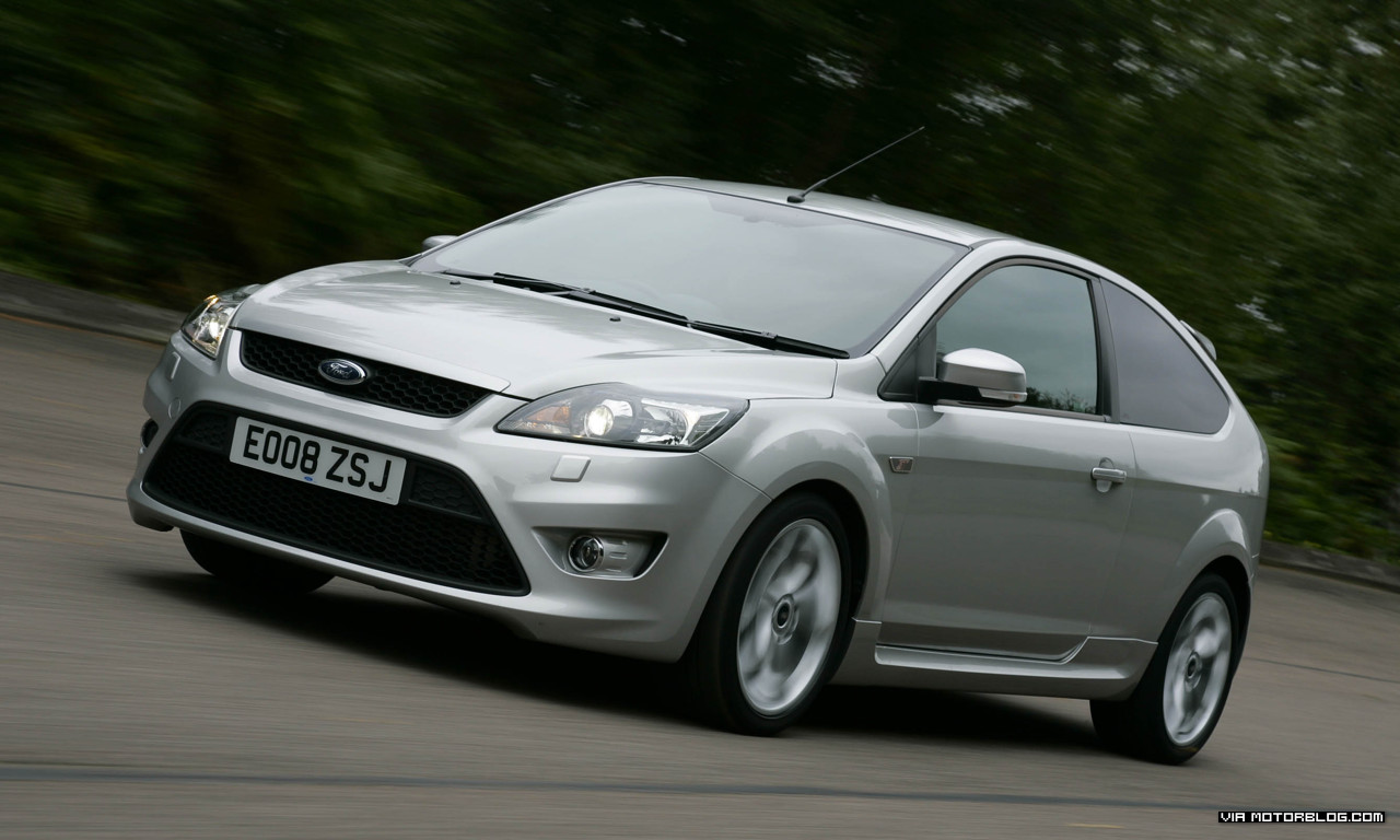 Ford Offers Focus ST and Fiesta ST with Power-Boosting Mountune Upgrades #Video