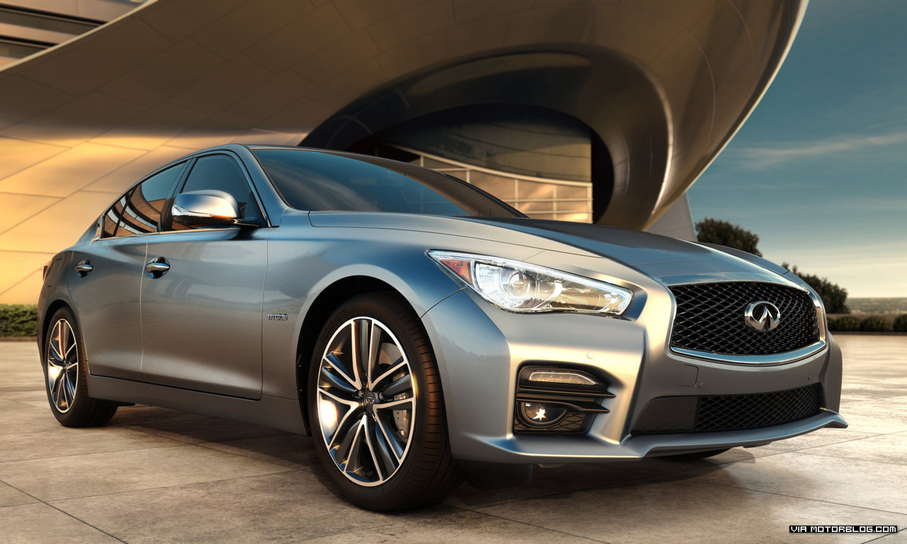 Infiniti - What's New for 2014