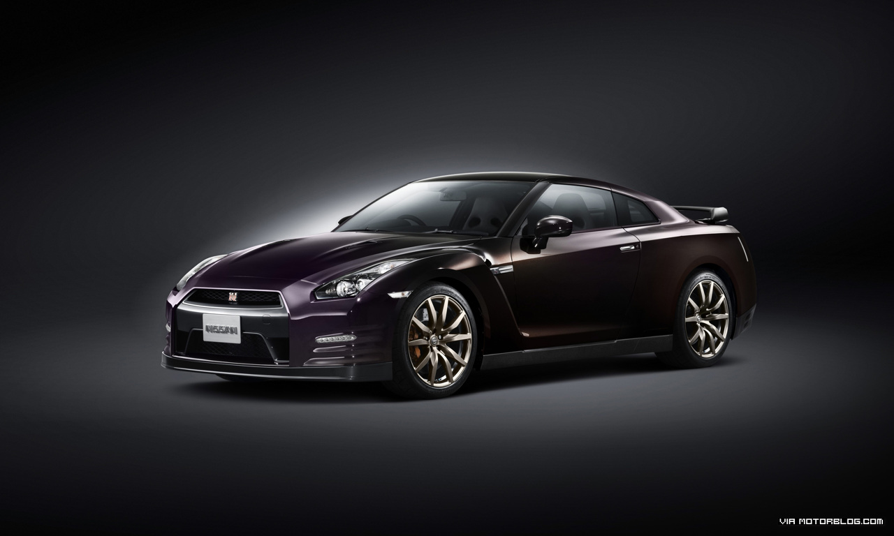 Nissan Announces U.S. Pricing for 2014 GT-R Special Edition with Unique
