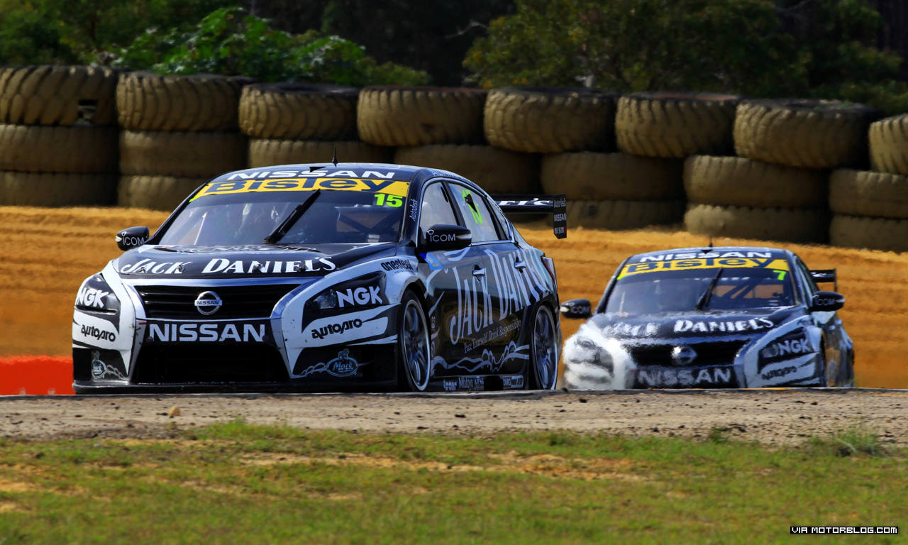 Ordonez and Krumm to test Nissan: V8 Supercars Nismo Global Driver Exchange to give Ordonez and Krumm a taster of 'Aussie V8s'