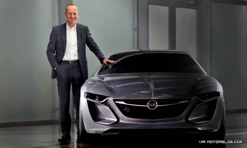 Opel's Monza Concept Car to be shown off at the Frankfurt Motor Show #Video