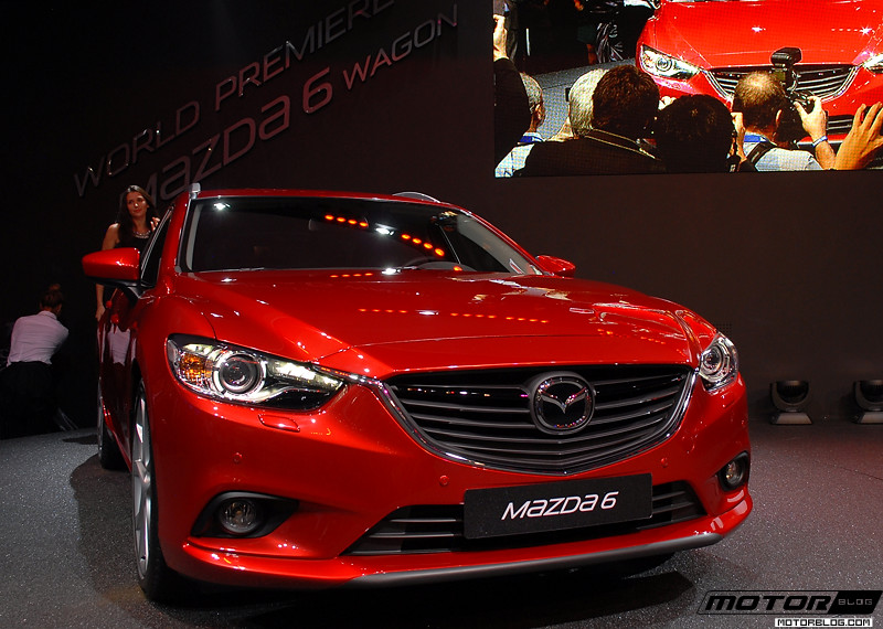 Mazda Production and Sales Results for June 2013 and for January through June 2013 (Flash Report)