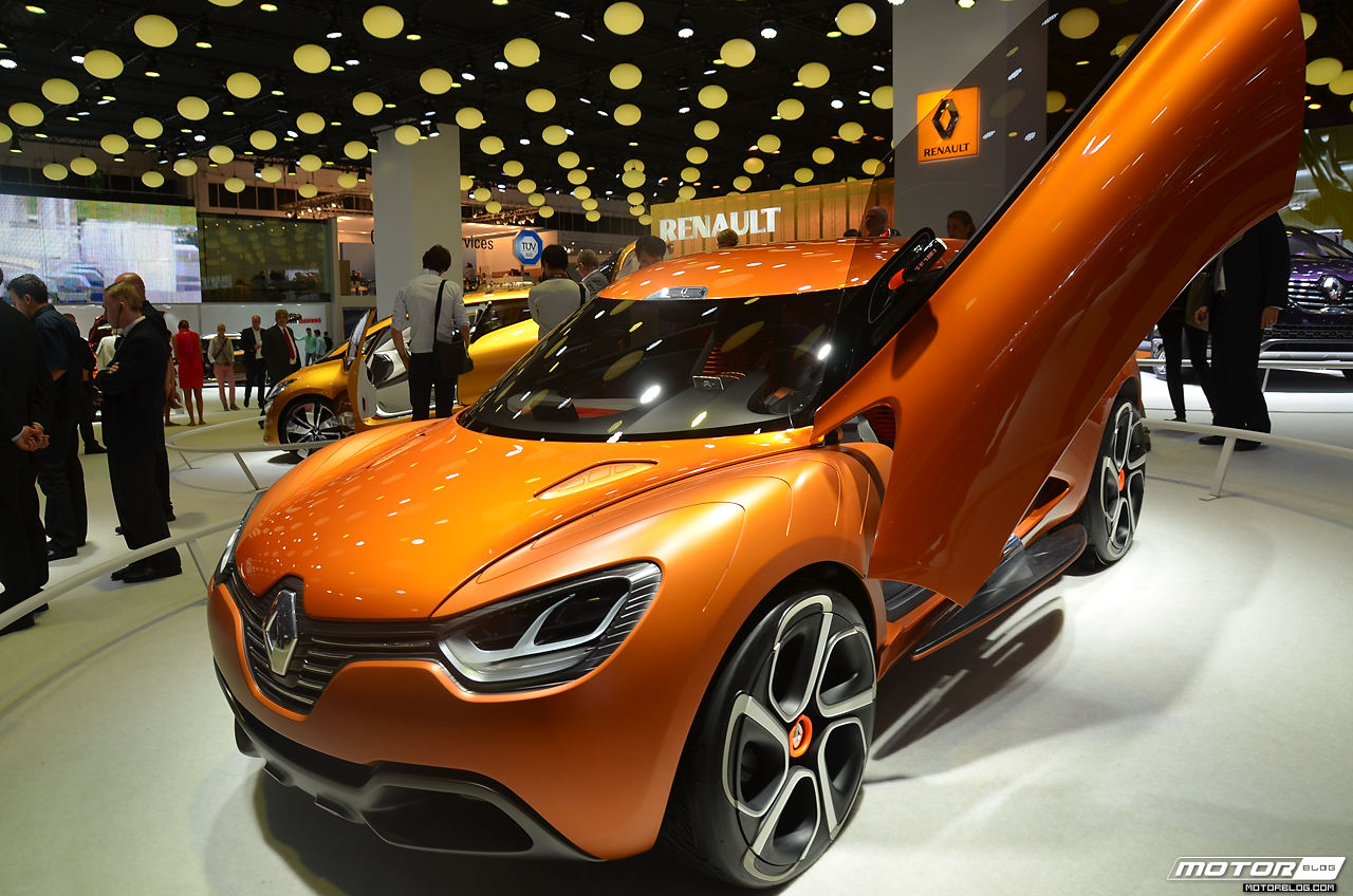 Renault and Dacia look forward to seeing you at the 84th Geneva international motor show