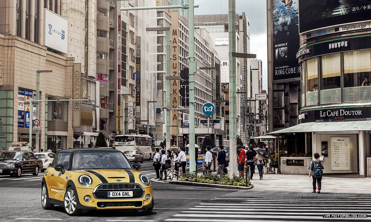 Tokyo Motor Show | Finally, the Mini goes Japan