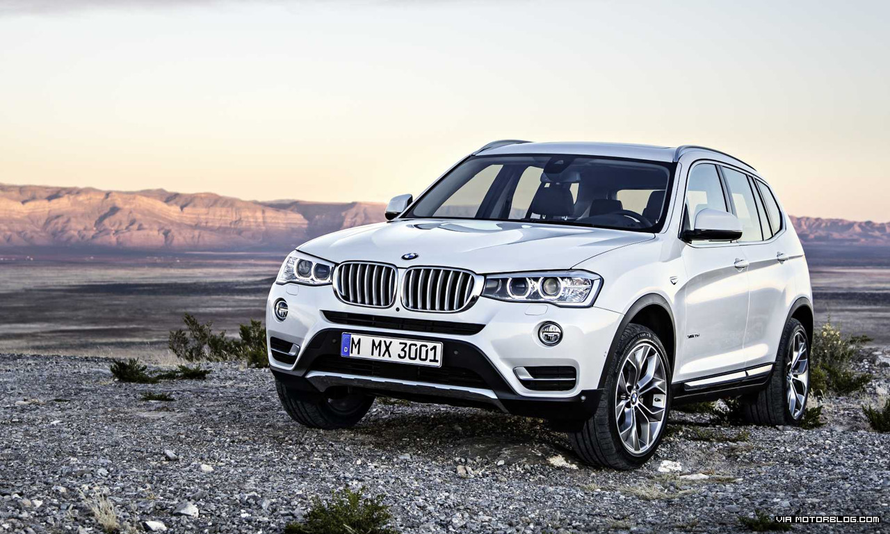 BMW X3 Gets a Makeover
