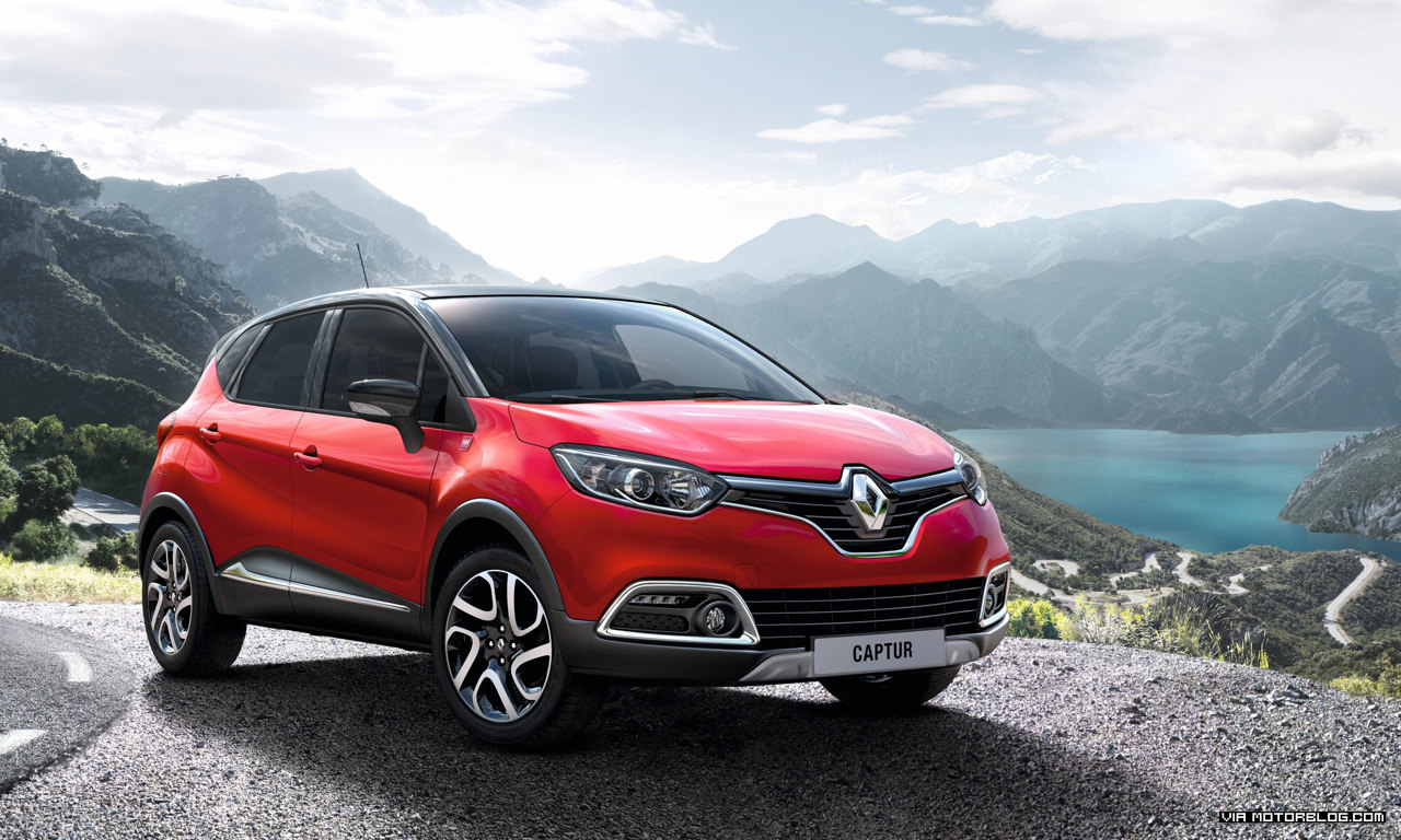 Limited-edition Renault Captur Helly Hansen: the adventure starts here!